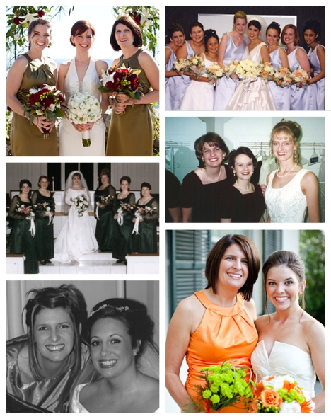 Southern Wedding montage